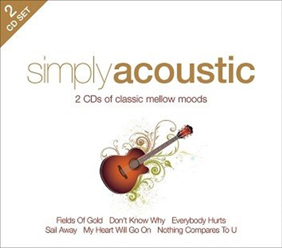 Simply Acoustic | CD