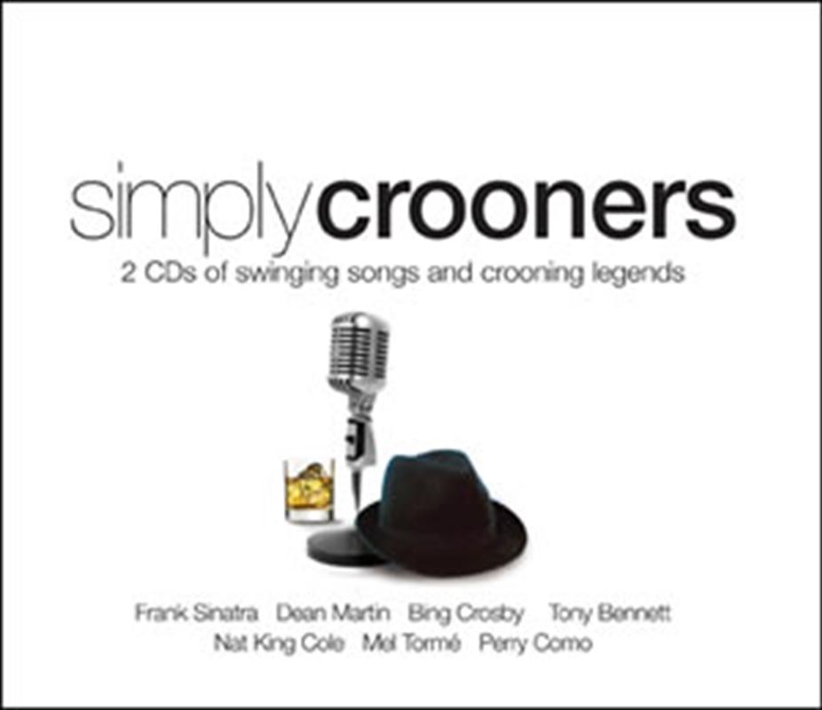 Simply Crooners | CD