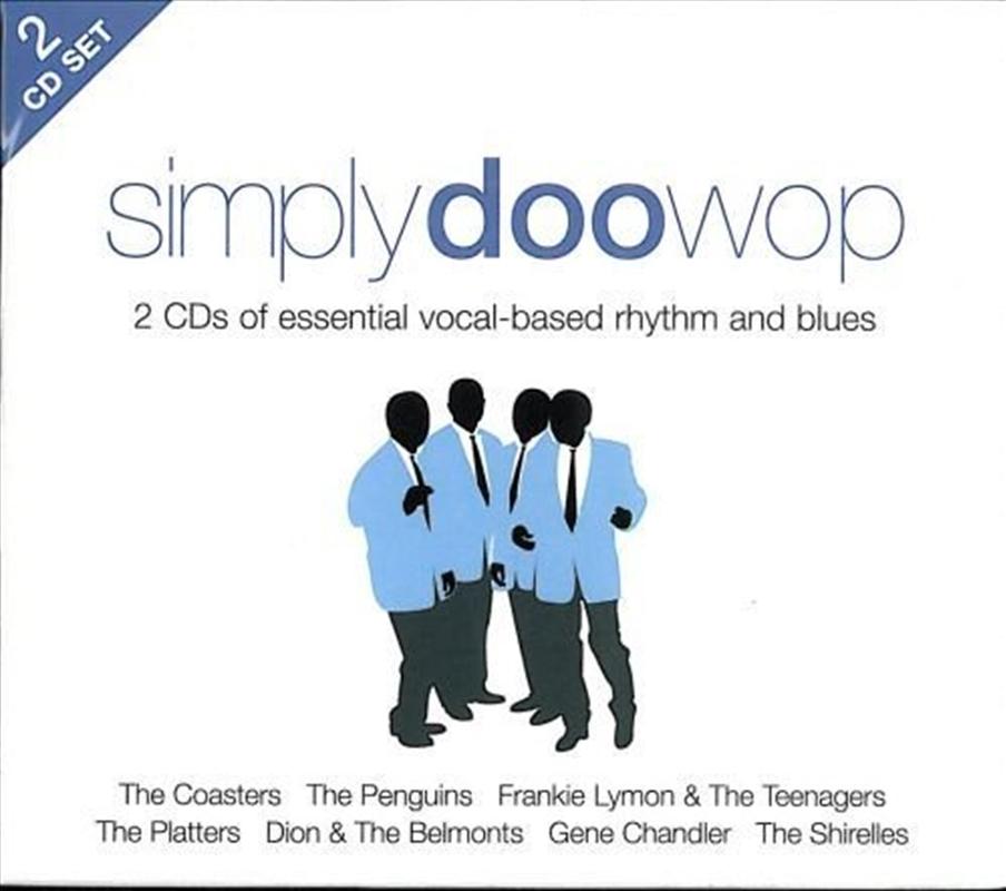 Simply Doo Wop | CD
