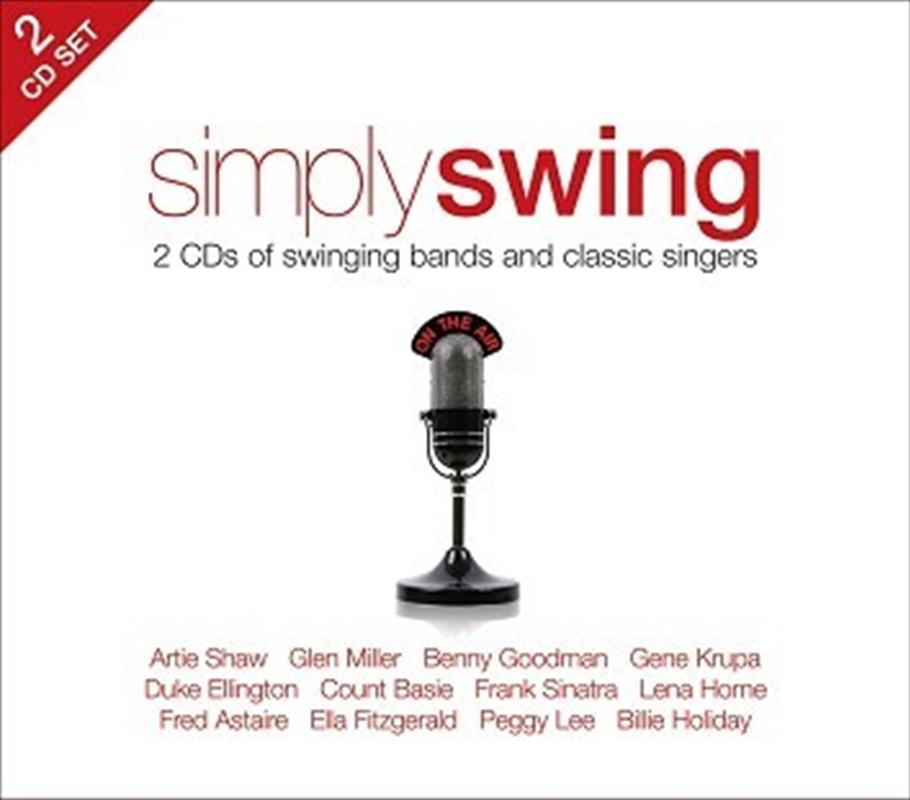 Simply Swing | CD