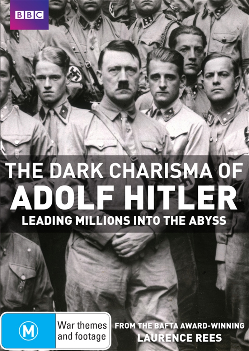 Dark Charisma Of Adolf Hitler | DVD