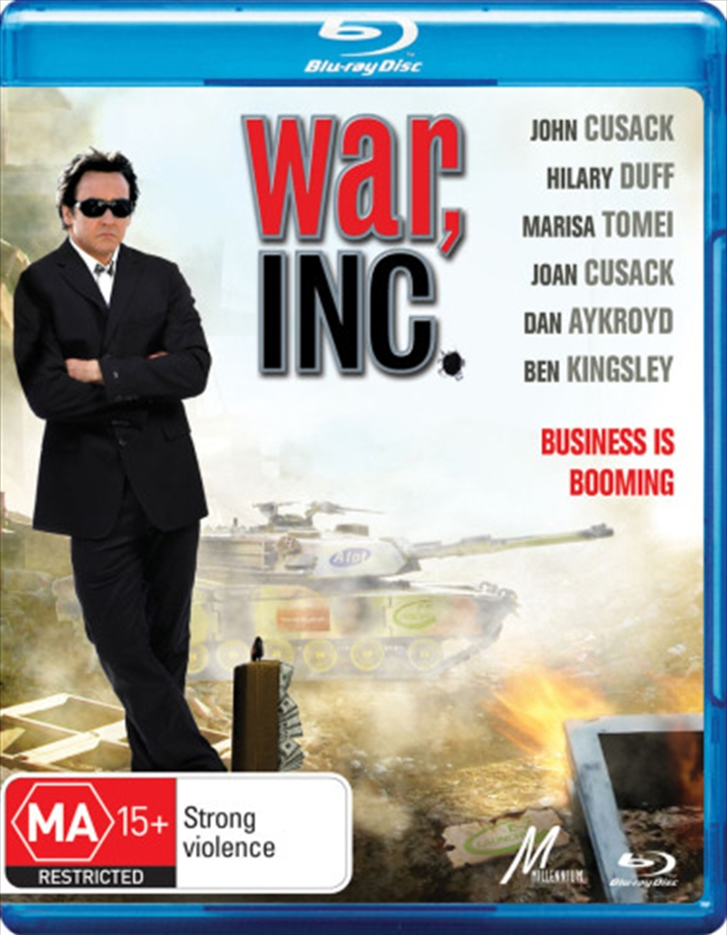 War Inc | Blu-ray
