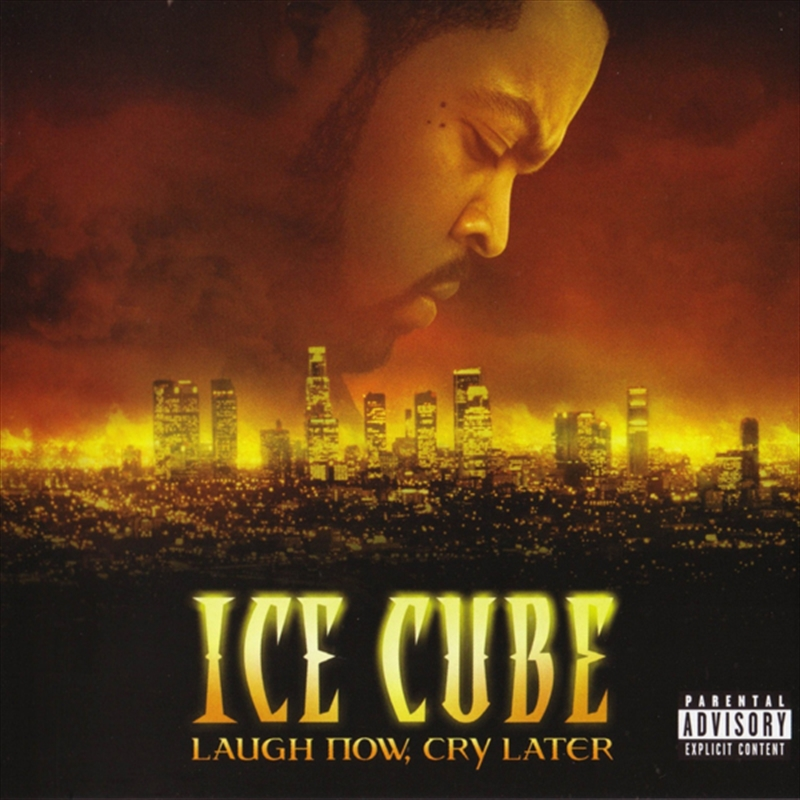 Laugh Now Cry Later | CD
