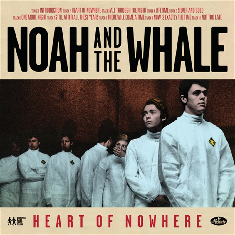 Heart Of Nowhere | CD