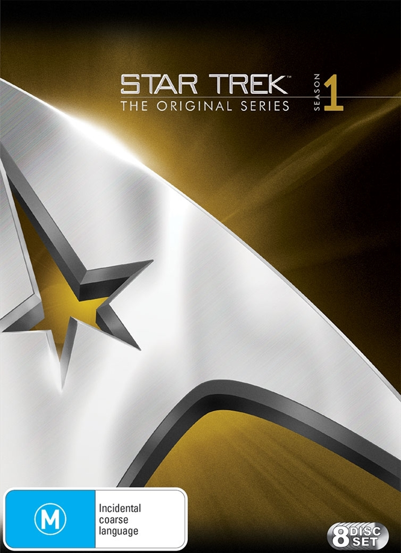 Star Trek The Original Series - Season 1 | DVD