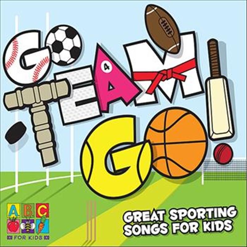 Go Team Go | CD