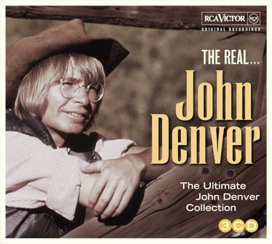 Real: John Denver | CD