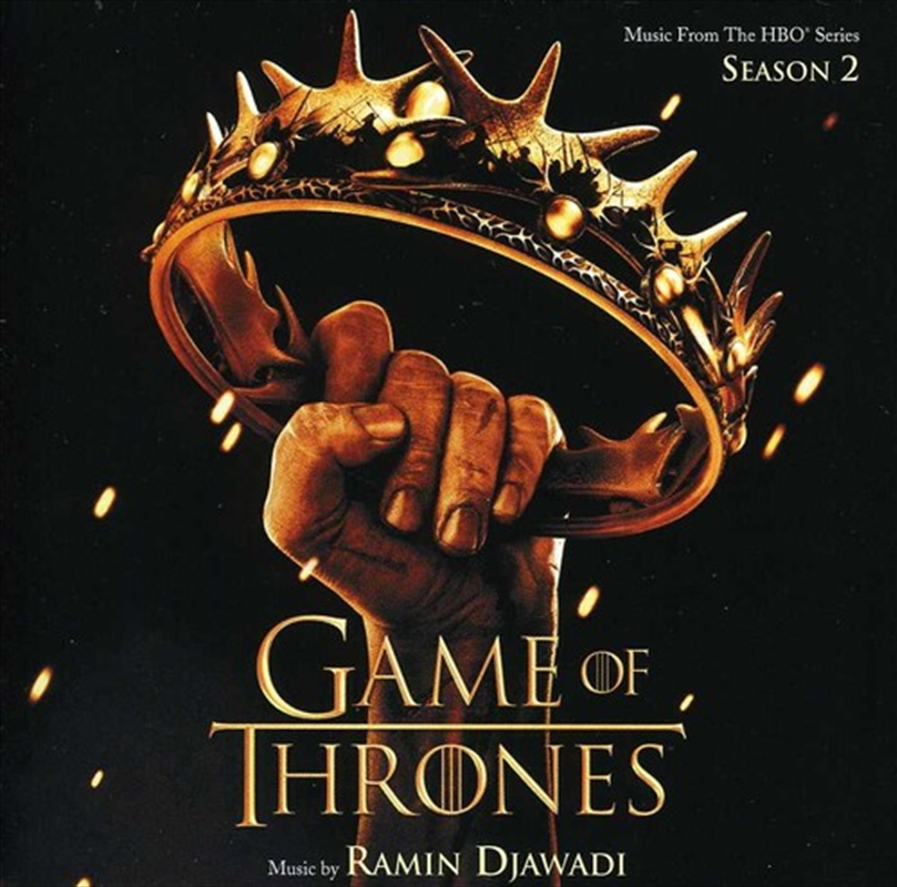 Game Of Thrones; S2 (Import) | CD