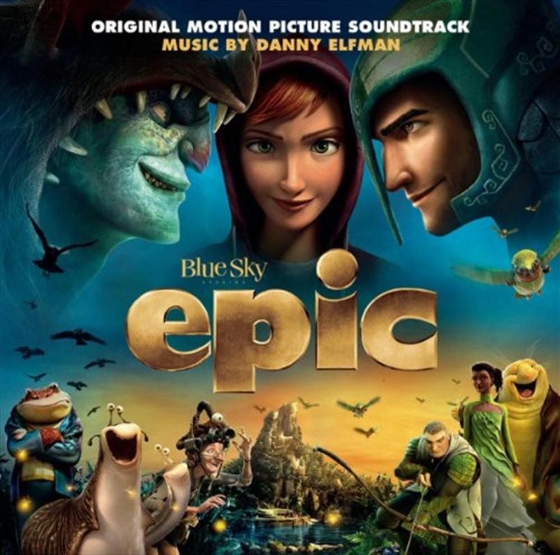 Epic   CD