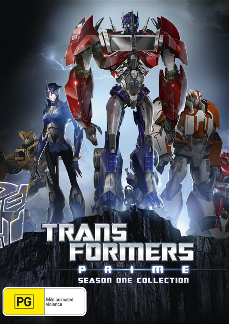 Transformers: Prime; S1
