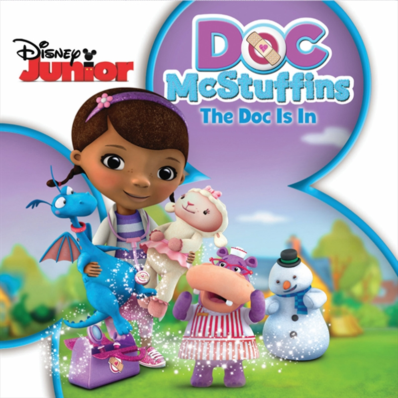 Doc McStuffins: The Doc Is In | CD