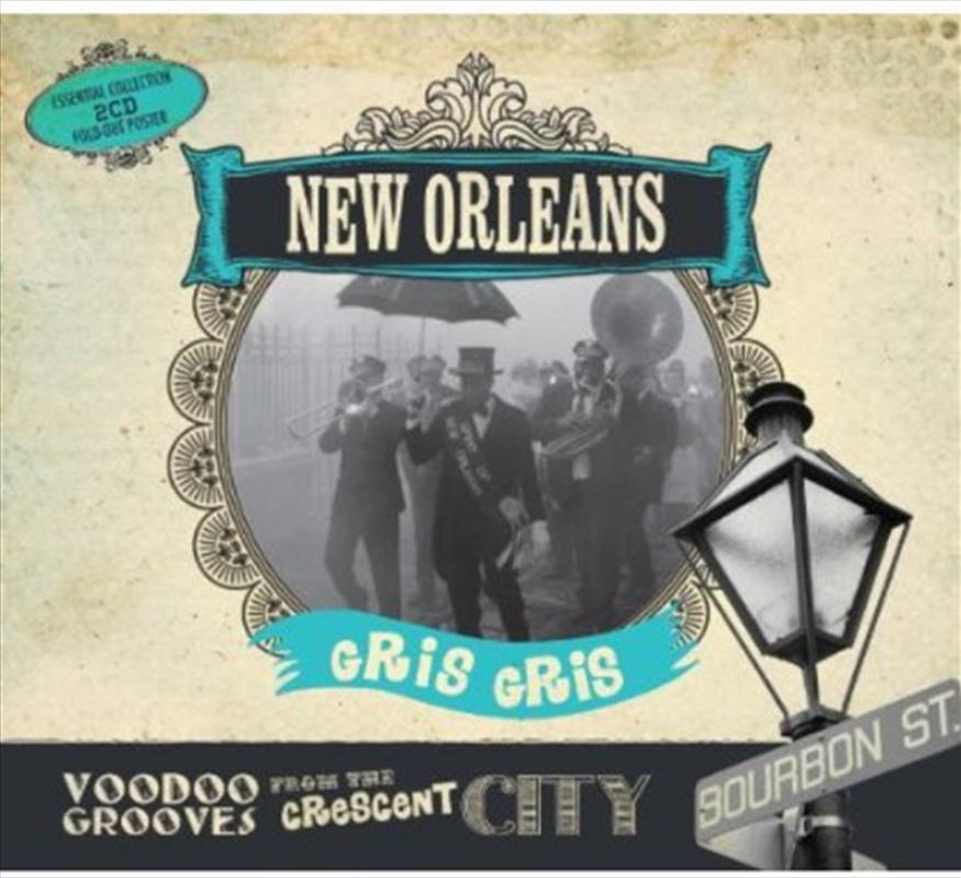 New Orleans Gris Gris | CD