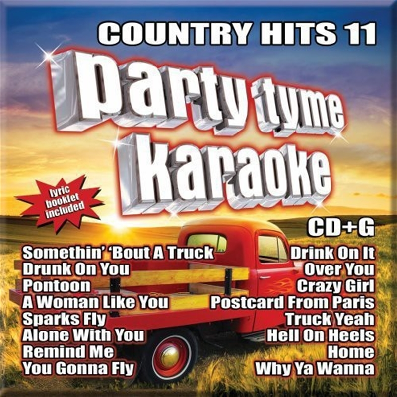 Country Hits 11 | CD