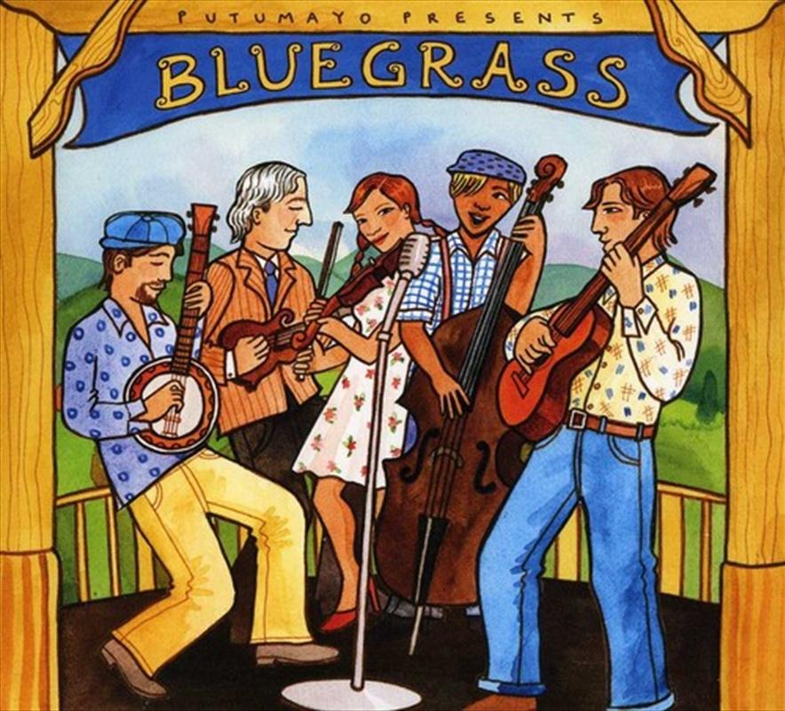 Putumayo Presents Bluegrass | CD
