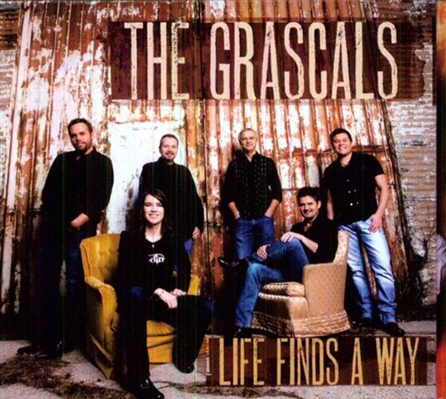 Life Finds A Way | CD