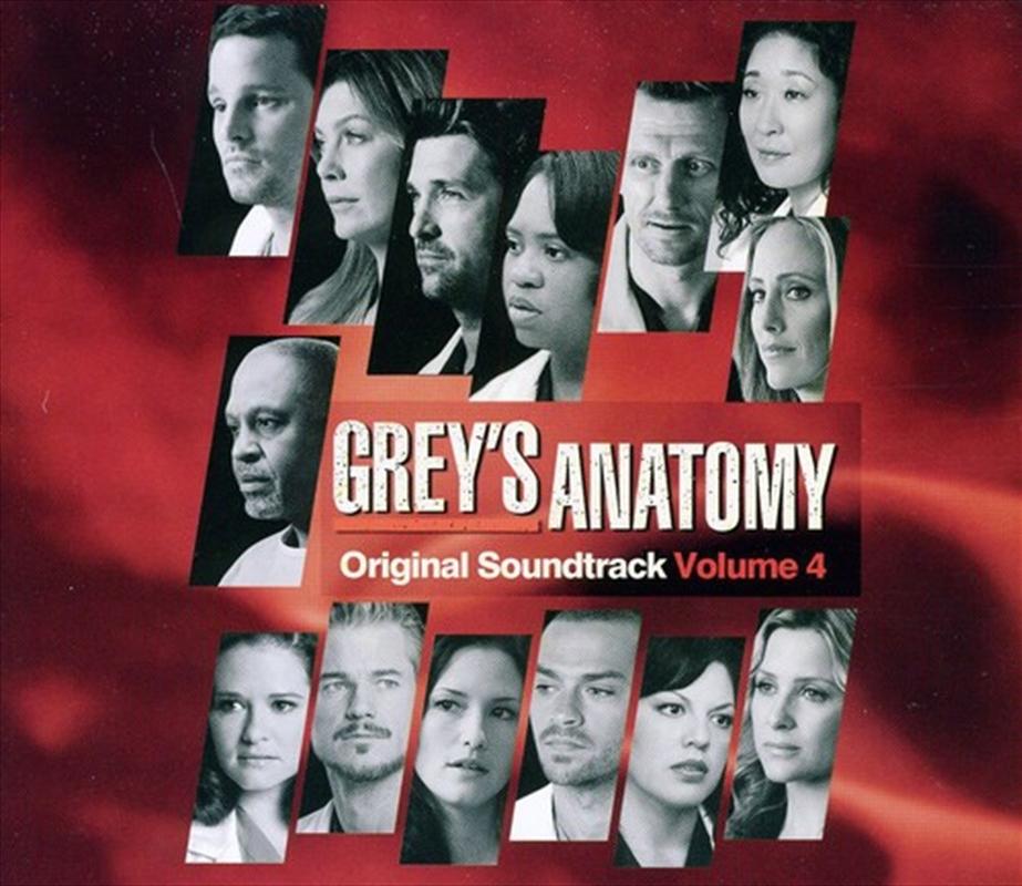 Grey's Anatomy; V4 | CD