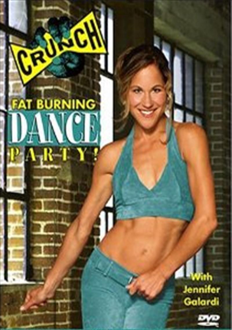 Crunch Fat Burning Dance Party | DVD