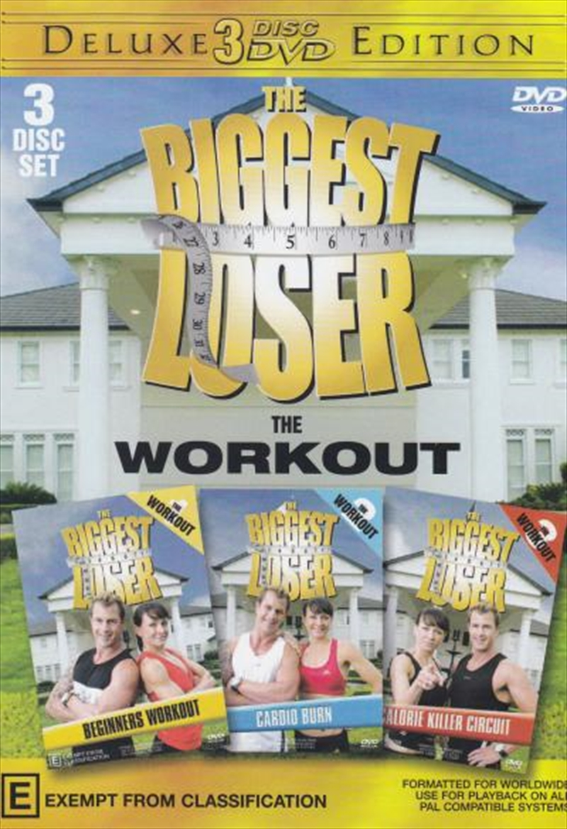 Biggest Loser - The Workout - Deluxe Edition Volume 1 | DVD