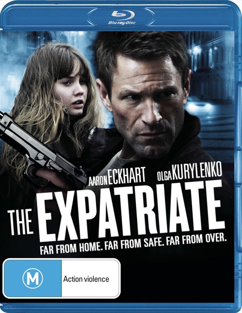 Expatriate | Blu-ray