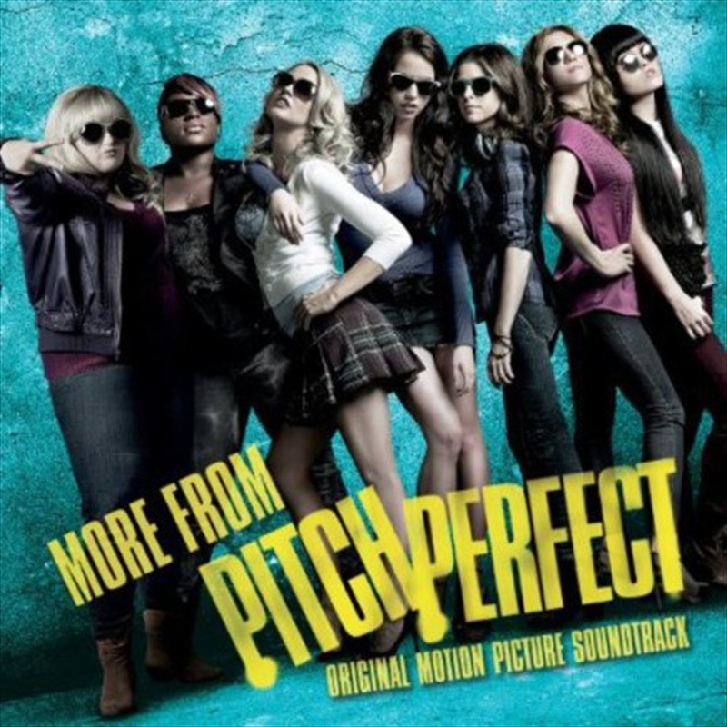 More From Pitch Perfect (Import) | CD