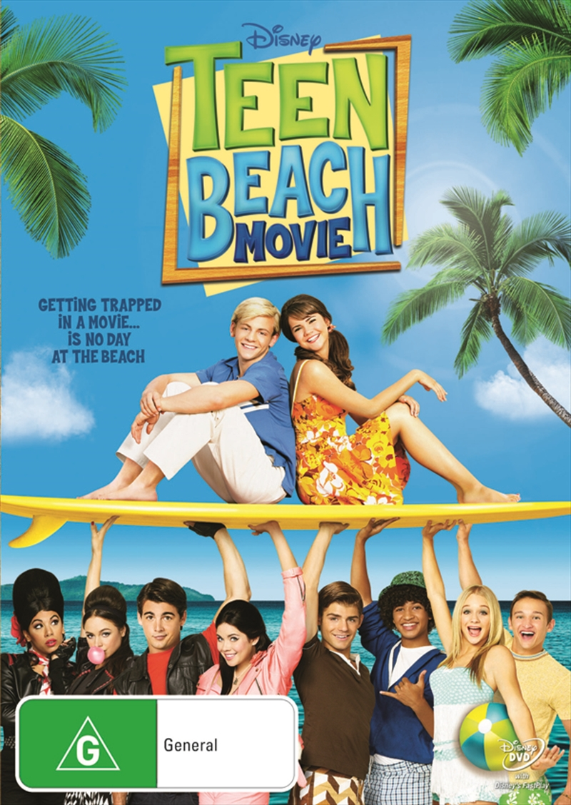 Teen Beach Movie | DVD