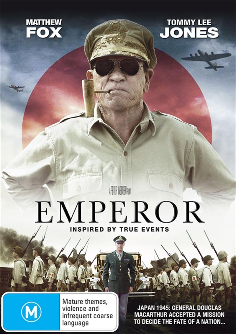 Emperor | DVD