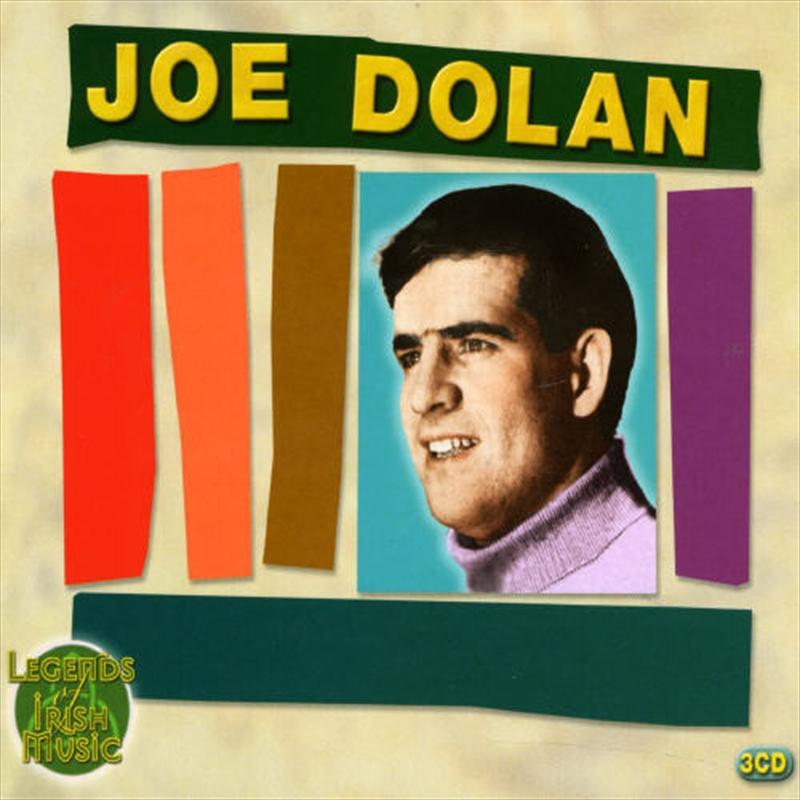 Legends Of Irish Music: Joe Dolan (Import)