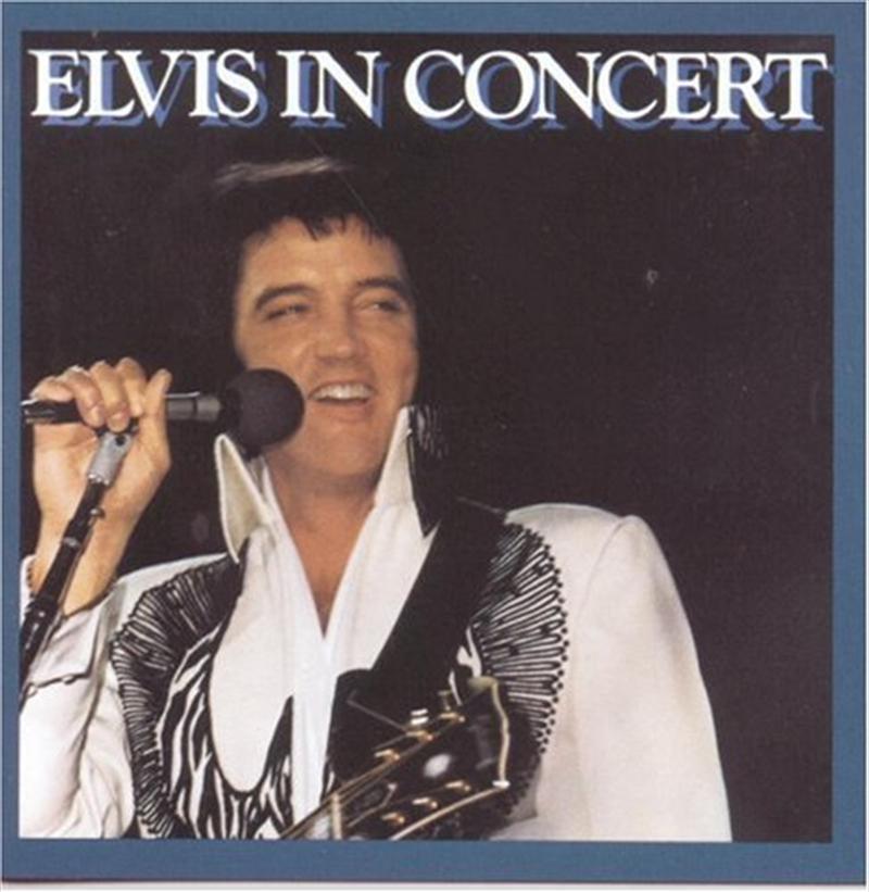Elvis In Concert | CD