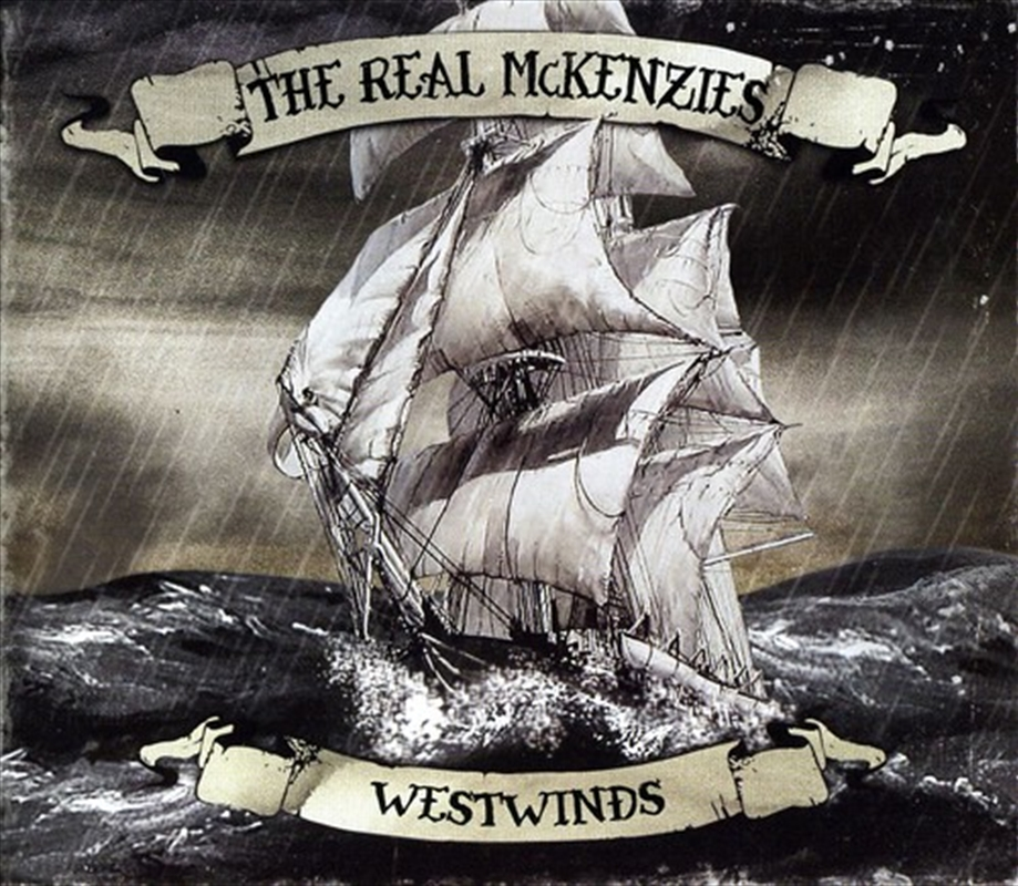 Westwinds   CD