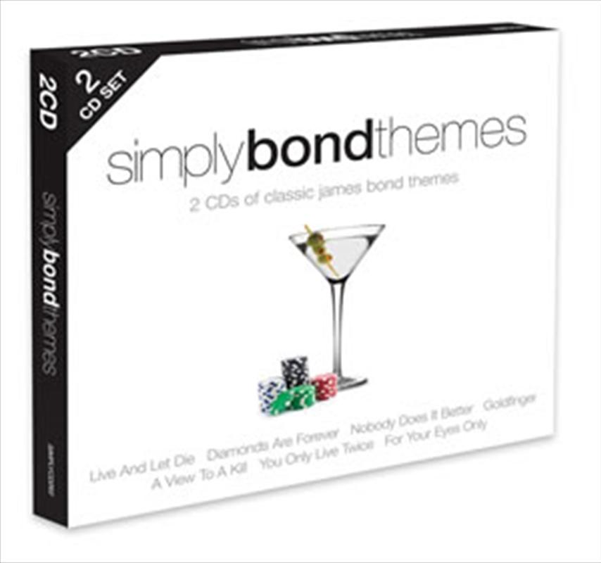 Simply Bond Themes | CD