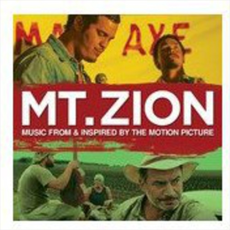 Mt Zion (Import) | CD