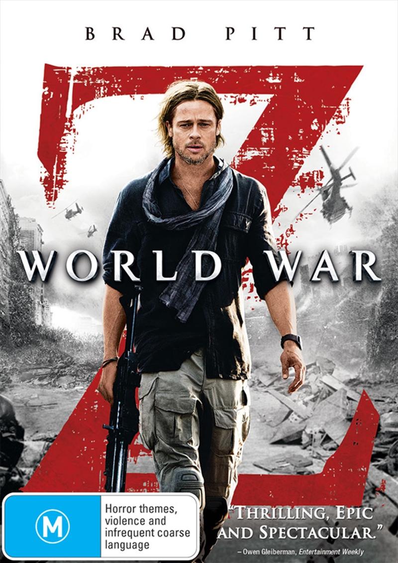 World War Z | DVD