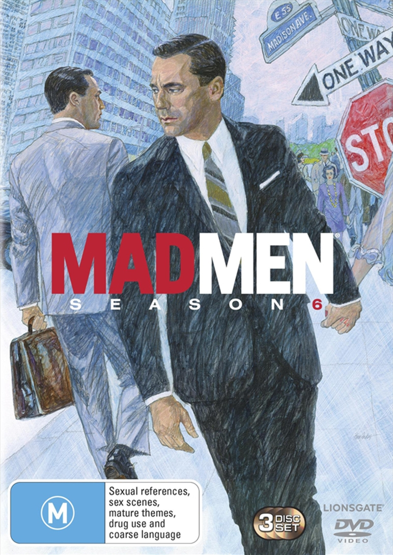 Mad Men - Season 6 | DVD