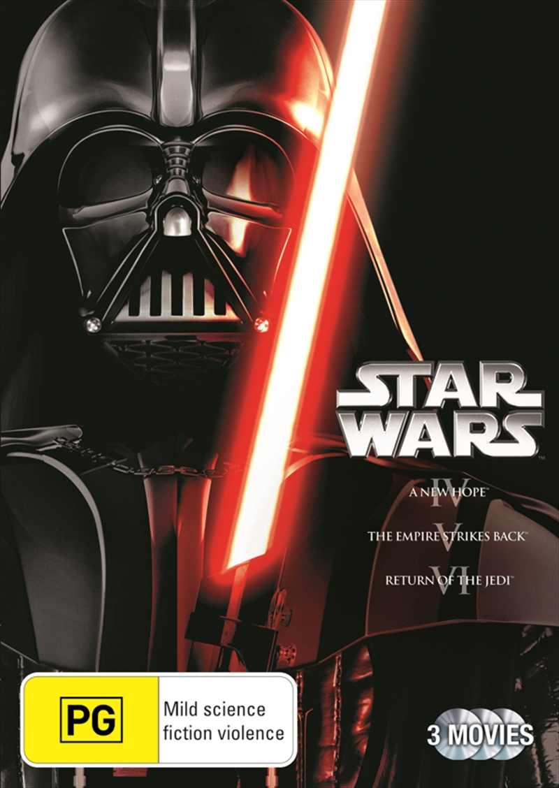 Star Wars Original Trilogy | DVD
