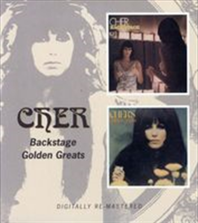 Backstage Golden Hits Of Cher | CD