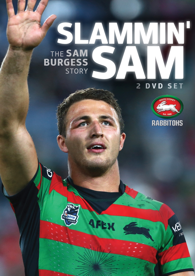 NRL: Slammin Sam - The Sam Burgess Story | DVD