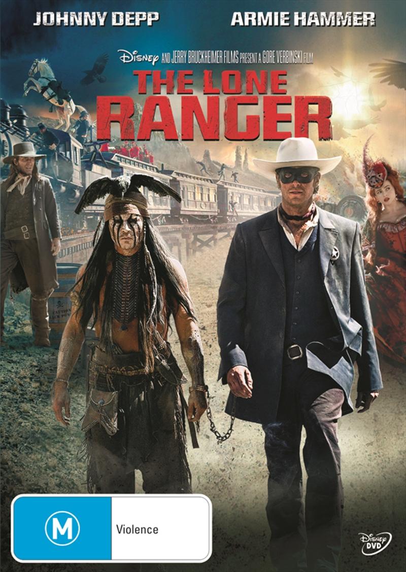 Lone Ranger | DVD