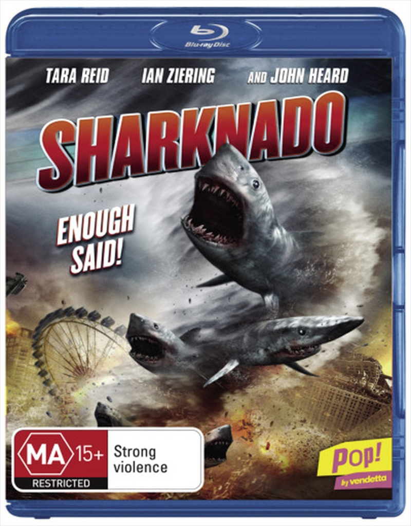 Sharknado | Blu-ray