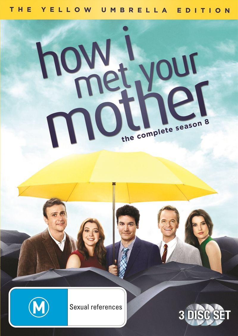 How I Met Your Mother - Season 8 | DVD