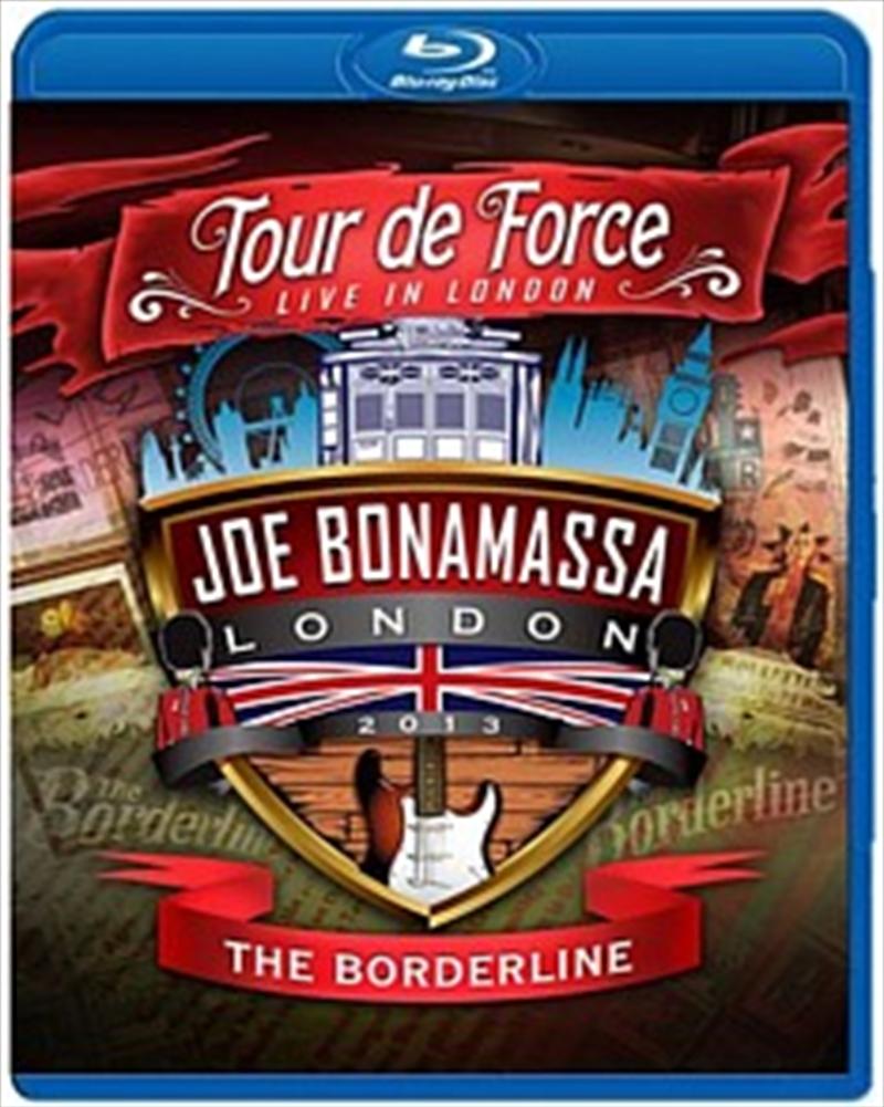 Tour De Force: Live In London - The Borderline | Blu-ray