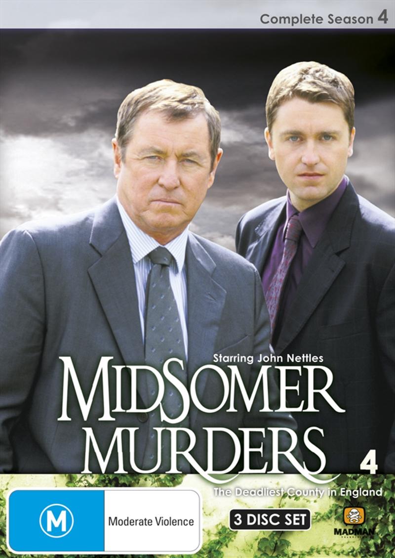 Midsomer Murders - Season 4 | DVD
