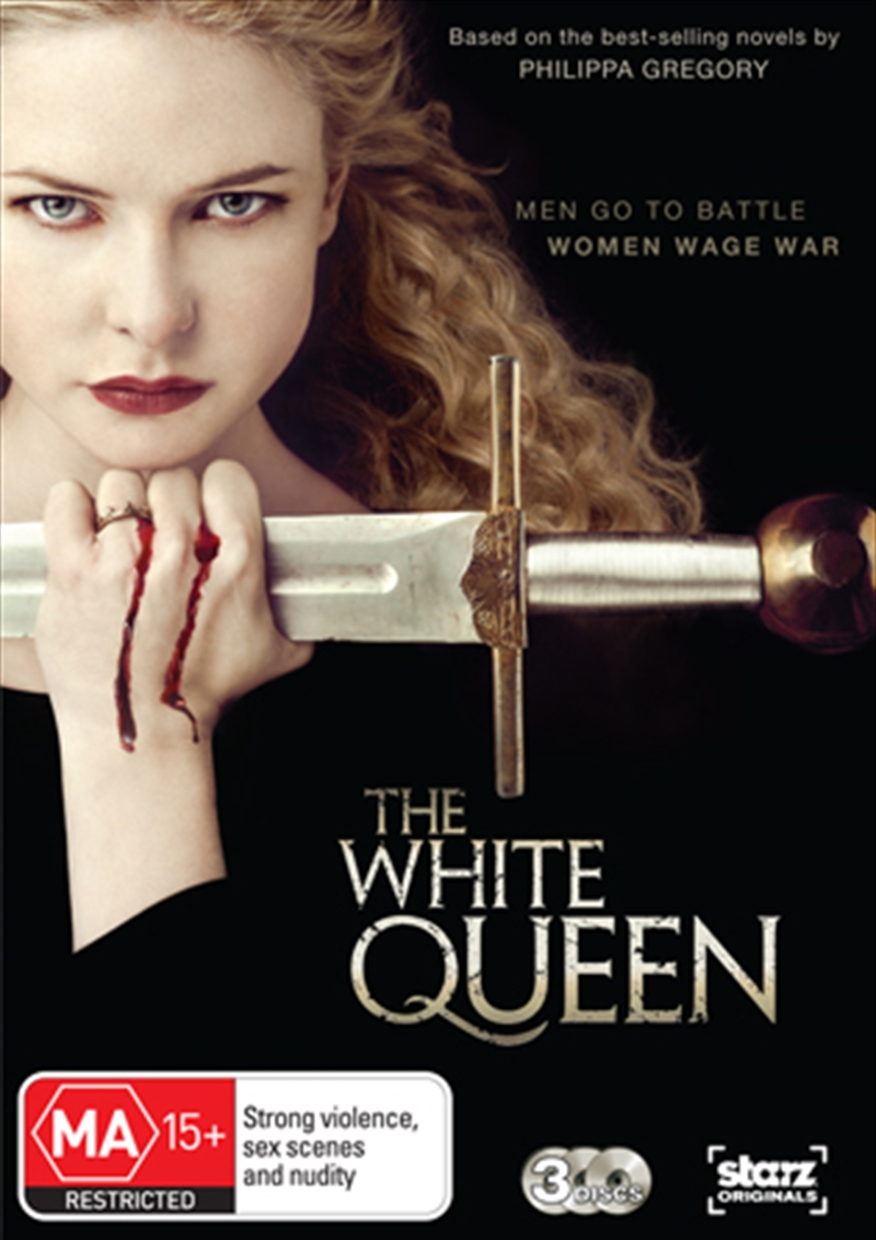 White Queen, The | DVD