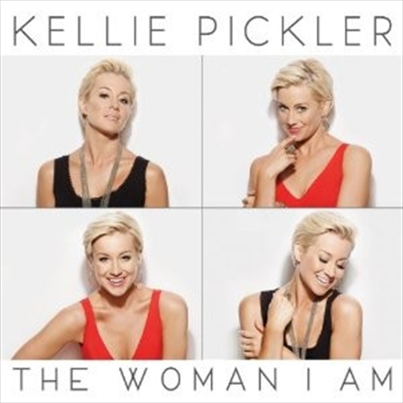 Woman I Am | CD