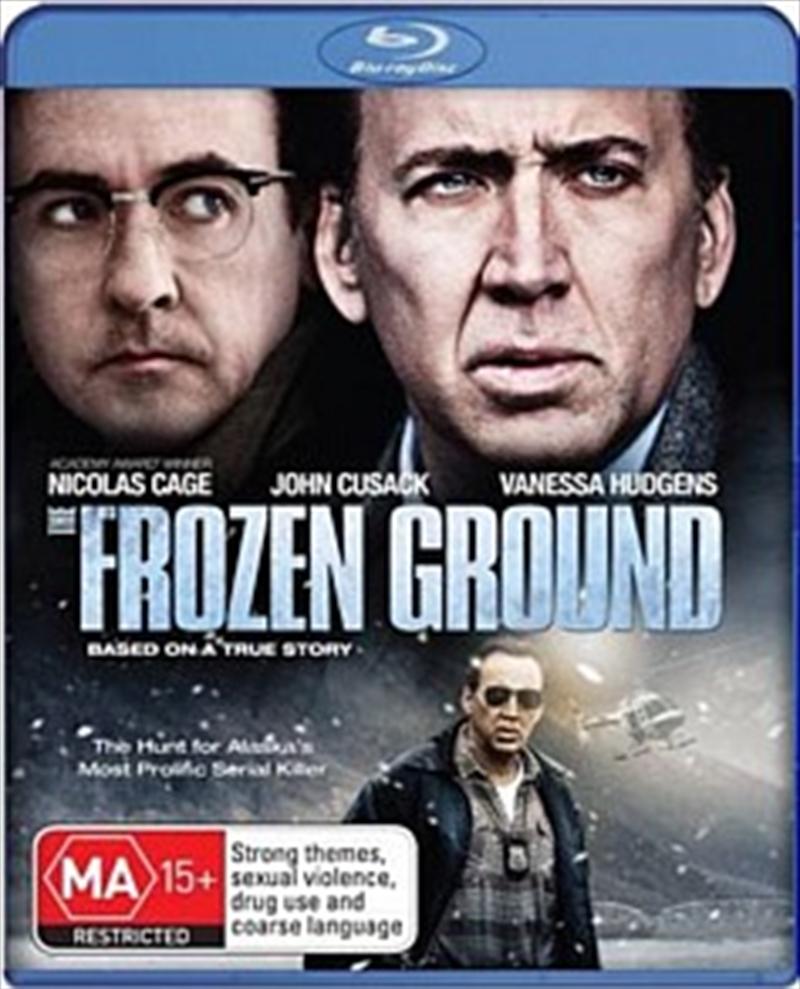 Frozen Ground | Blu-ray