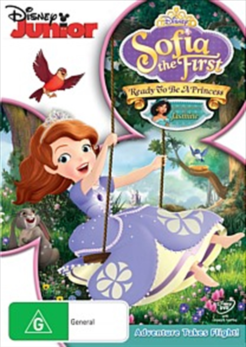 Sofia The First: Ready To Be A Princess | DVD