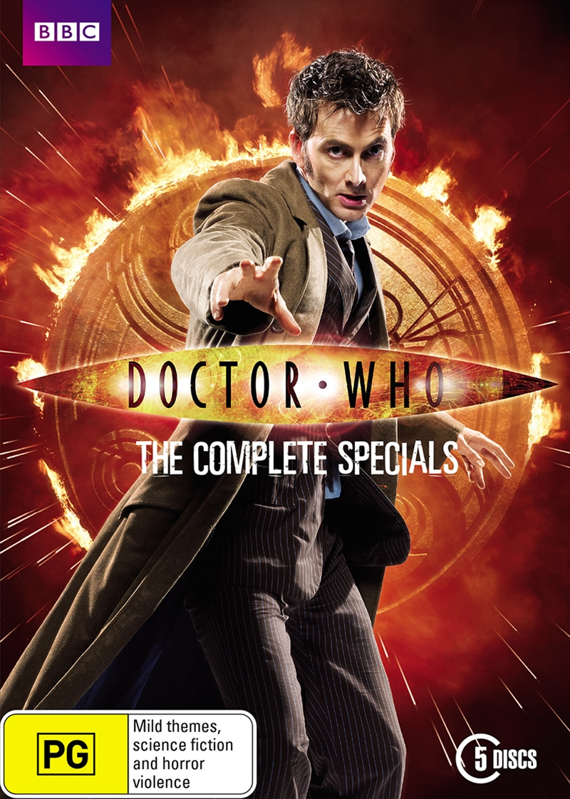 Doctor Who; Complete Specials | DVD