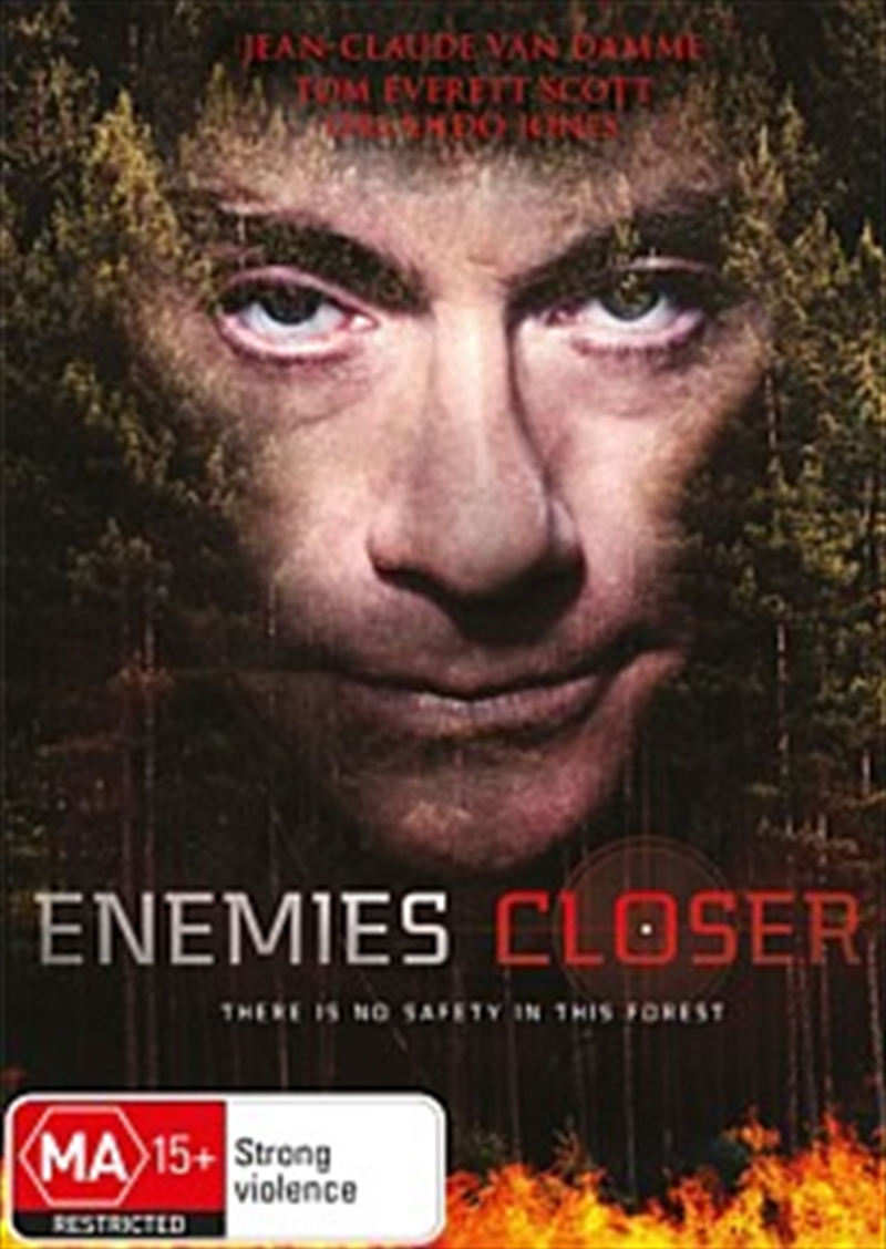 Enemies Closer | DVD
