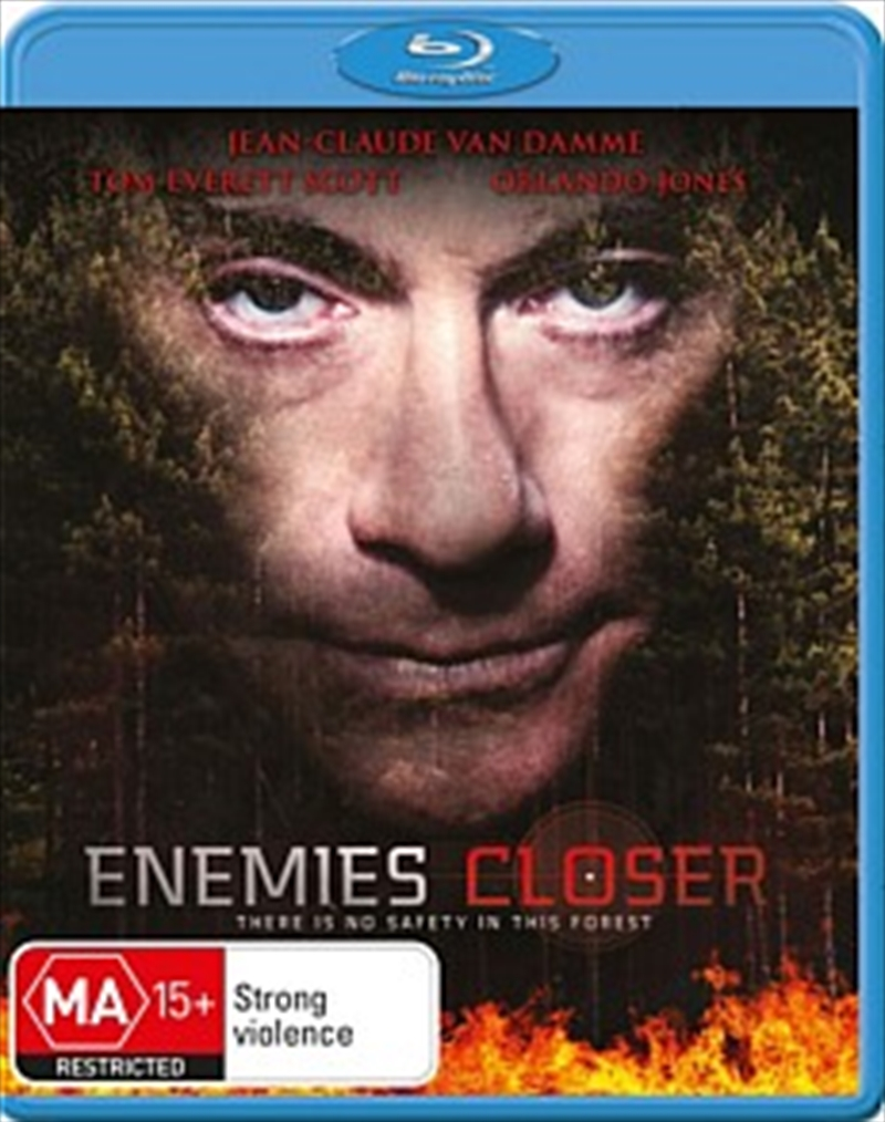 Enemies Closer | Blu-ray