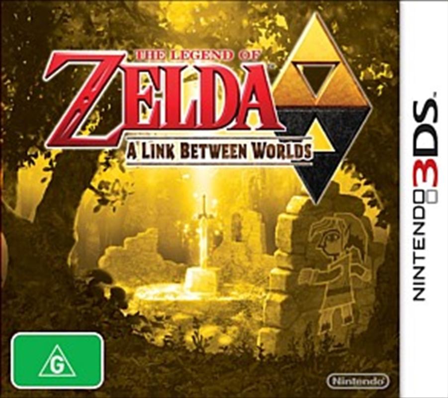 The Legend of Zelda: A Link Between Worlds | Nintendo 3DS