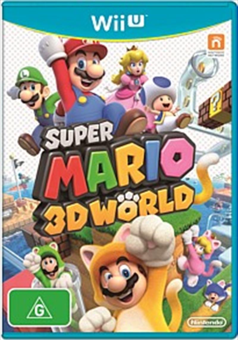 Super Mario 3D World   Tuggl